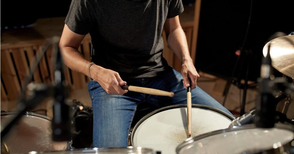 趣味 ドラムの練習