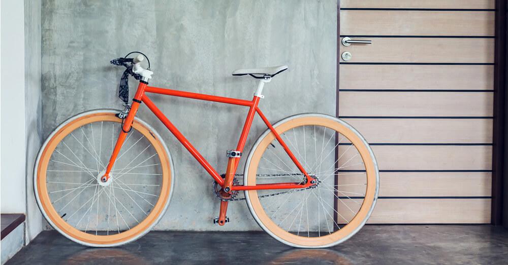 趣味 自転車の部屋