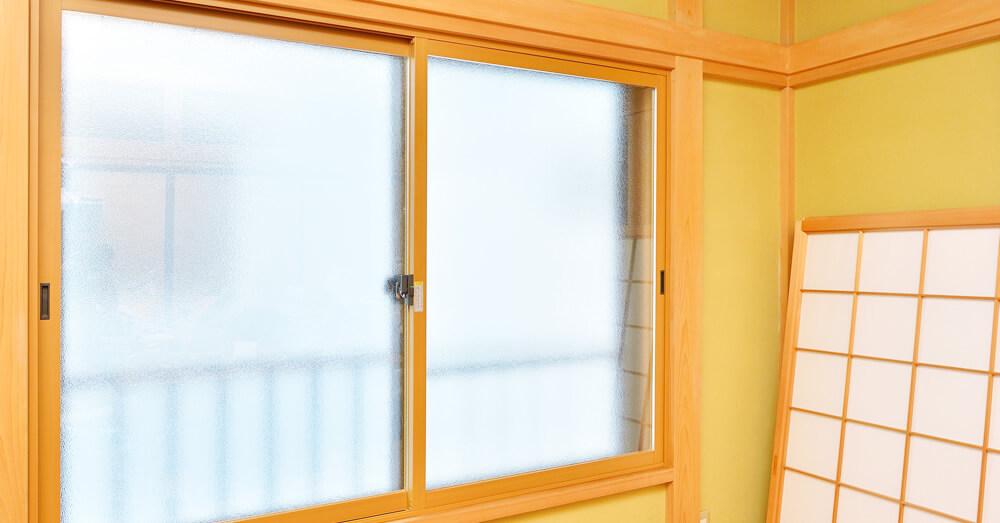二重窓の画像