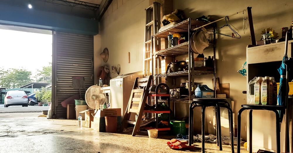 趣味に活用できるガレージハウスへリフォーム