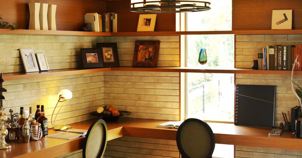 中古住宅のリフォームで書斎を作りませんか?