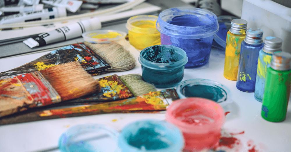 油絵が趣味なら注文住宅でアトリエをつくることがおすすめ