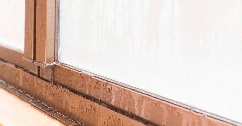 結露を防ぐ二重窓リフォーム