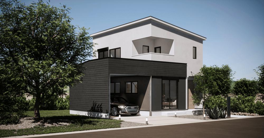 注文住宅でガレージハウスを建てる